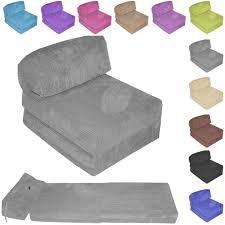 Foam Folding Chair Bed Uk by Folding Chair Bed Ebay