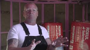 Insulated Cathedral Ceiling Panels by Holmes Approved Products Roxul Insulation Youtube