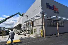 FedEx To Open New Santa Maria Distribution Center | Local News ...