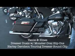 Vance And Hines Dresser Duals by Details On