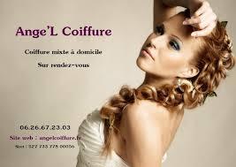 ange l coiffure coiffeur à domicile avenue maréchal foch 51200