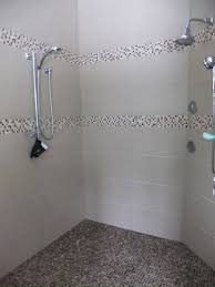 Custom Showers Tub Decks and Tub Surrounds Modern Bathroom