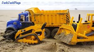 Construction Vehicles For Kids Digging And Playing At The Beach ... Bruder Toys Mack Granite Dump Truck 02815 Kids Play New Same Day Ashley Pull Back Vehicles Toys For Toddlers Best Products Choice 2pack Assembly Takeapart Toy Cstruction Wheel Loaders Trucks Teaching Numbers 1 To 10 Learning Mega Raod Roller Vehicle Show Videos Aliexpresscom Buy 2017 New Toddler Bulldozer Car Coloring Page Coloring Page Video Youtube The Official Pbs Kids Shop Sorter Set Us 242 148 Alloy Engineer Childrens Ride On Bucket Yellow Comfortable Seat Safety Belt