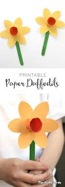Printable Preschool Spring Crafts1012778