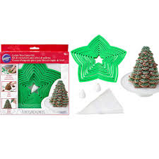 Christmas Tree Cookie Cutter Kit 15pc Image 1