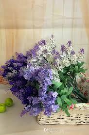 2018 Lavender Bouquet Simulation Artificial Flower Fake Lavender