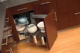 Corner Kitchen Cabinet Storage Ideas by Best 25 Kitchen Cabinet Storage Ideas On Pinterest Cabinet