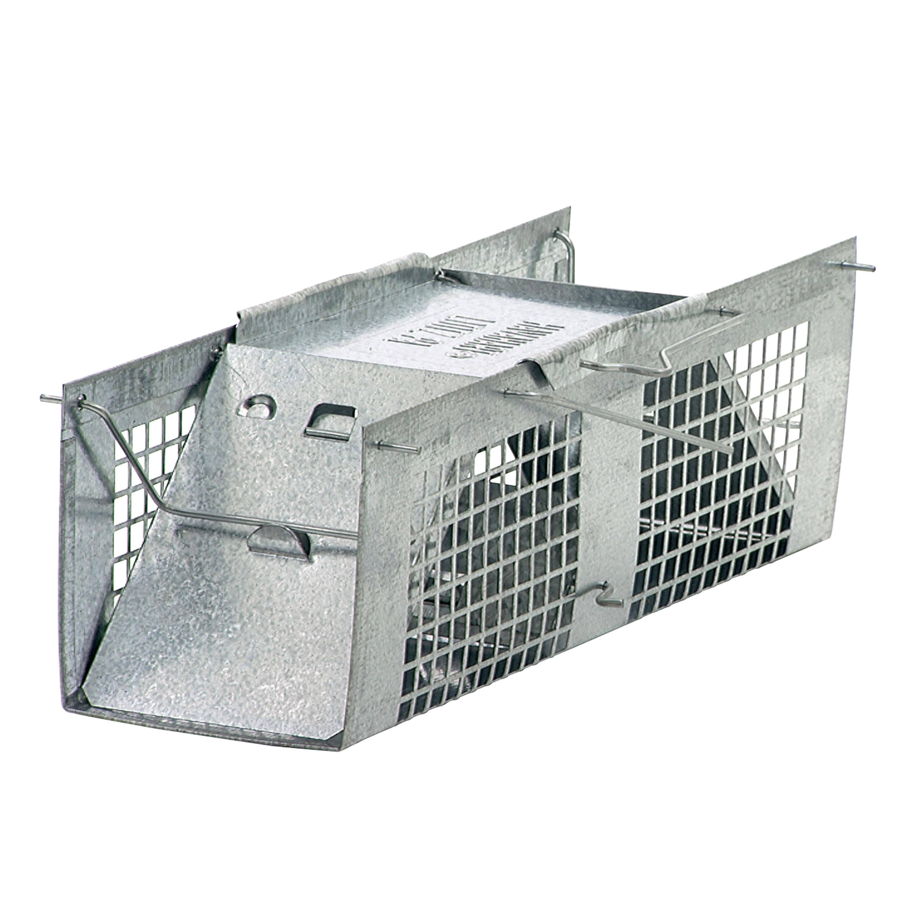 Havahart X-Small 2-Door Live Animal Cage Trap