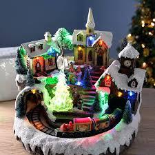 Best Christmas Tree Train Set Peter Photo Bill With His Uk Qaria