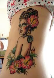 26 Jaw Dropping Hawaiian Tattoo Designs