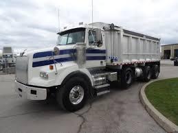 100 Used Tri Axle Dump Trucks 2009 Western Star 4900SA Axle Truck Burlington