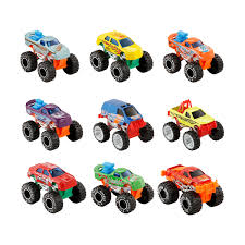 100 Monster Truck Pictures 9 Pack Kmart