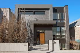 100 Contempory Home Contemporary Home In Bucktown 42M Chicago Tribune