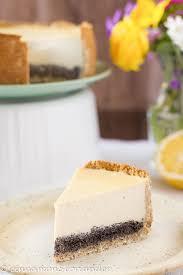 Glutenfreier Kuchen Rezept Ohne Nã Sse Veganer Käsekuchen Mit Mohn Zucker Gluten