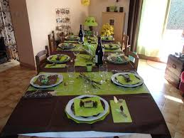 decoration de table pour anniversaire images decoration de table