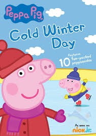 Spookley The Square Pumpkin Dvd Amazon by Heck Of A Bunch Peppa Pig Cold Winter Day Dvd Review And Giveaway