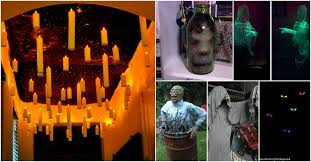 25 Gruesome DIY Haunted House Props To Make Your Halloween The