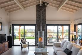 poêle à bois poêle à granulés cheminée et bois de chauffage