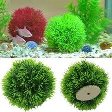 Spongebob Aquarium Decor Set by Aquarium Grass Ball Fish Tank Ornament Decor Fish Tanks