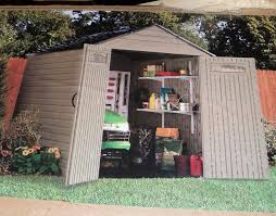 Rubbermaid Roughneck Medium Vertical Shed by Rubbermaid Roughneck Shed Roughneck 174 Medium Vertical Storage