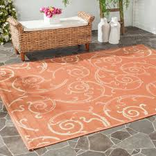 Decorative Cushioned Kitchen Floor Mats by Patio Rugs Lowes Home Outdoor Decoration