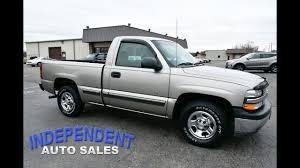 100 Single Cab Chevy Trucks For Sale 2002 Chevrolet Silverado Reg Short Bed 2WD YouTube