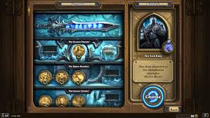 Hearthstone Mage Decks Hearthpwn by How Are Yall Doing With Lich King Adventures Hearthstone Game