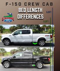 100 Truck Bed Length F150 Crew Cab How To Tell The Difference Without Measuring