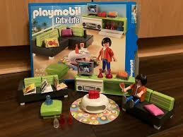 playmobil 5584 city wohnzimmer luxusvilla np 25