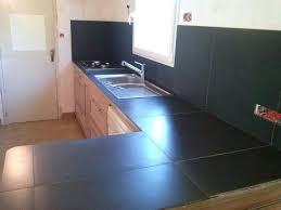 plan de travail cuisine en carrelage carrelage plan travail cuisine pour de impressionnant peinture lzzy co