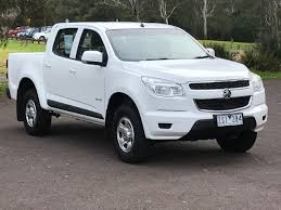 2013 HOLDEN COLORADO LX - Northway Honda