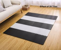 Foam Floor Mats South Africa by Amazon Com Interlocking Floor Tiles Superjare 16 Tiles 16 Tiles