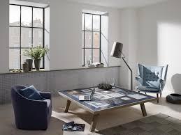 blautöne für eine gemütliche atmosphäre im wohnzimme