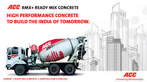 Ready Mixed Concrete By ACC Limited | Cement Manufacturer China Sinotruck Howo 6x4 9cbm Capacity Concrete Mixer Truck Sc Construcii Hidrotehnice Sa Triple C Ready Mix Lorry Stock Photos Mixing 812cbmhigh Quality Various Specifications And Installing A Concrete Batching Plant In Africa Volumetric Vantage Commerce Pte Ltd 14m3 Manual Diesel Automatic Feeding Cement This 2400gallon Cocktail Shaker Driving Across The Country Is Drum Used Mobile Mixers