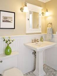 beadboard wainscoting bathroom ideas white blue bathroom maybe after josh goes to bootc