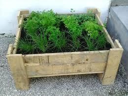 pallet planter box diy diy pallet planter box instructions diy