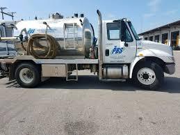 100 Used Trucks Huntsville Al 2014 International Portable Toilet Pump Truck PBS Services