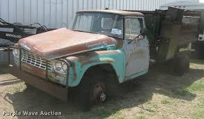 1963 International 130 Series Feed Truck | Item L2346 | SOLD...