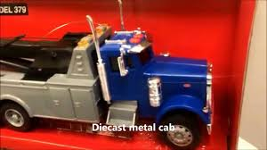 Peterbilt 379 Remote Control Toy Truck - YouTube