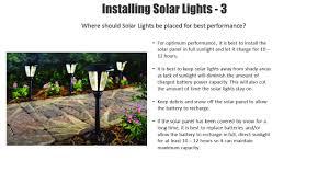 Solar Halloween Pathway Lights by Hampton Bay Black Solar Led Pathway Outdoor Light 6 Pack Nxt