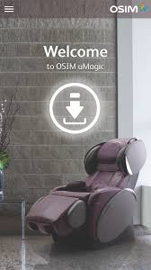 Panasonic Massage Chairs Europe by Osim Massage Chair App Android Apps On Google Play