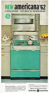 Of Course You Cant Have The 1960s Oven Without A Apron