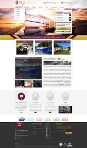 Travel Website Design Services