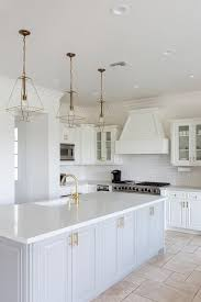 gold pendant lights in kitchen bluetea