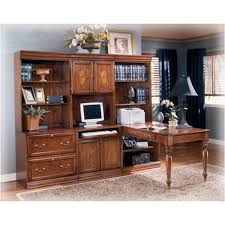 Ashley Furniture Desk And Hutch by H217 24r Ashley Furniture Home Office Desk Return