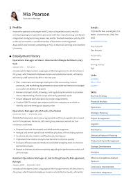 Operations Manager Resume & Writing Guide | +12 Examples | PDF | 10 Example Of Personal Summary For Resume Resume Samples High Profile Examples Template 14 Reasons This Is A Perfect Recent College Graduate Sample Effective 910 Profile Statements Examples Juliasrestaurantnjcom Receptionist Office Assistant Fice Templates Professional Profiles For Rumes Child Care Beautiful Company Division Student Affairs Cto Example Valid Unique Within