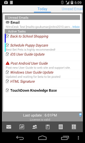 android e mail client