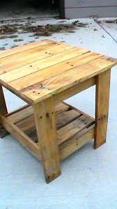 Tables Made Out Of Pallets Full Size Home Trendy