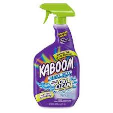 kaboom 40 oz shower tub and tile cleaner 35276 the home depot