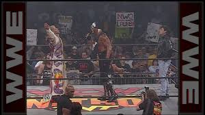 Halloween Havoc 1998 Hogan Warrior by Ultimate Warrior Wwe
